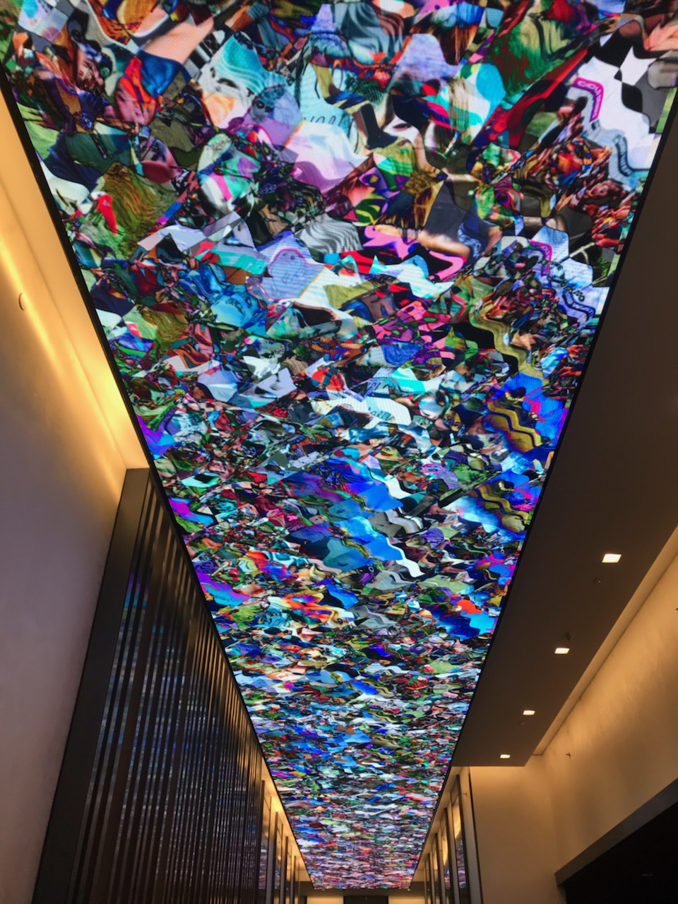 250 West 57th St – Lobby Ceiling